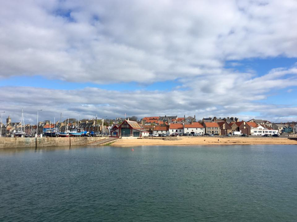 Anstruther in the East Neuk