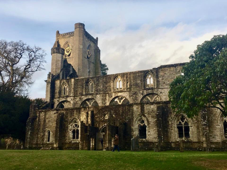 Things to do in Perthshire, Dunkeld Cathedral