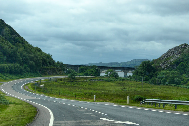 The Road to the Isles, Lochaber, Scotland