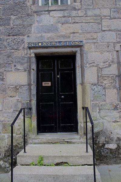 Outlander blog about Falkland