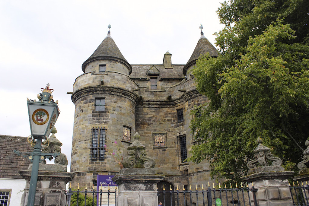 Outlander filming locations in Scotland