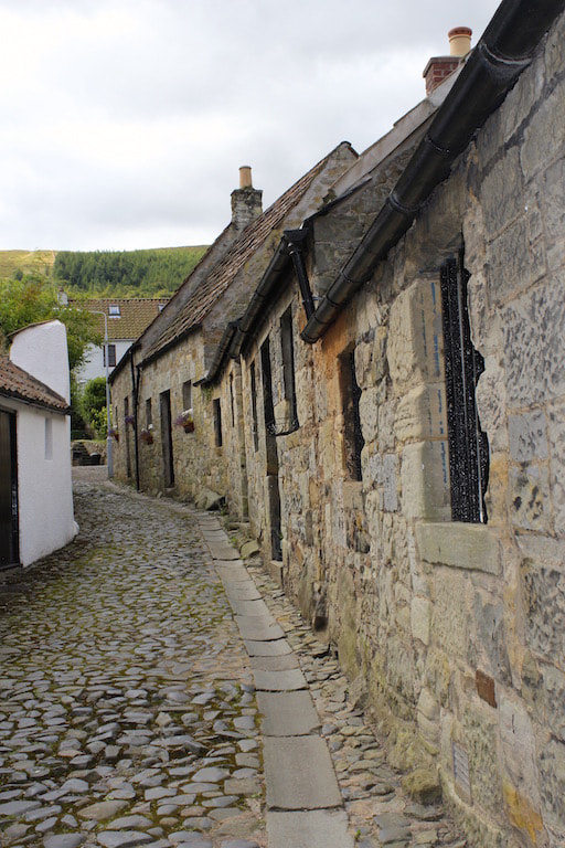 Falkland Outlander location