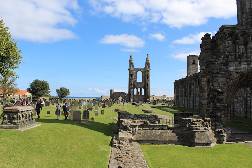 Things to do in St Andrews, Scotland