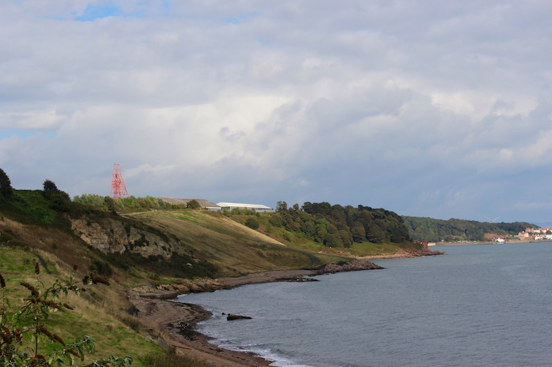 Kirkcaldy to Wemyss section of the Fife Coastal path