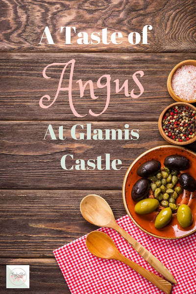 A Taste of Angus at Glamis Castle