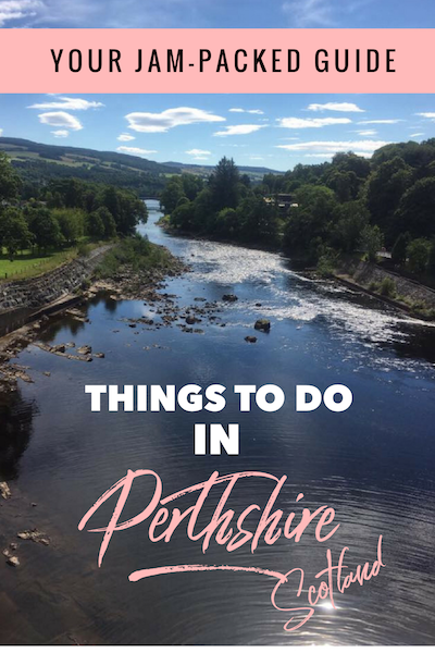 Things to do in Perthshire, Scotland