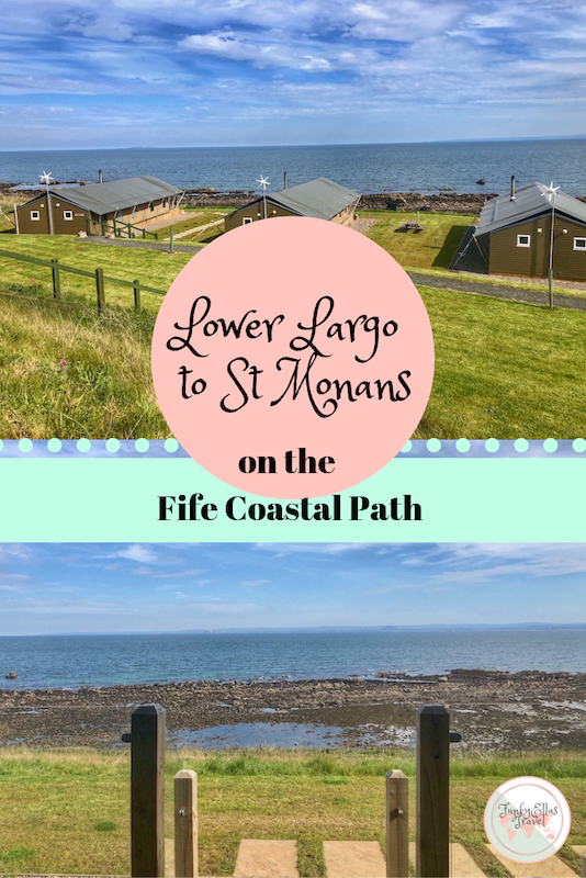 Lower Largo to St Monans on the Fife Coastal Path, Scotland