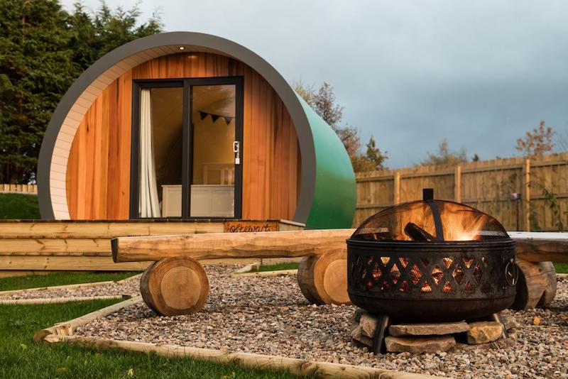 Inverness Glamping and Cottage