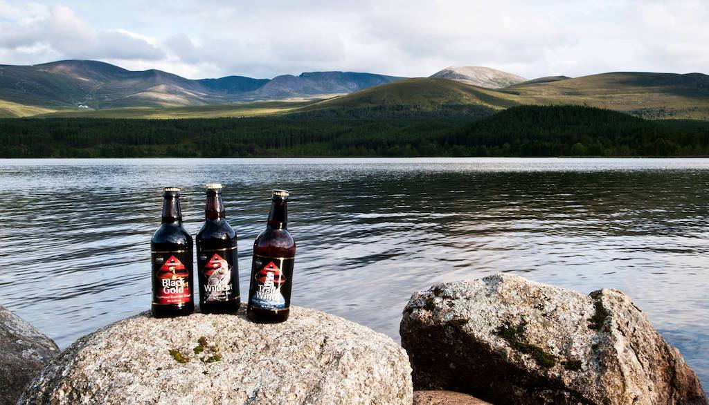 The Cairngorm Brewery in Scotland