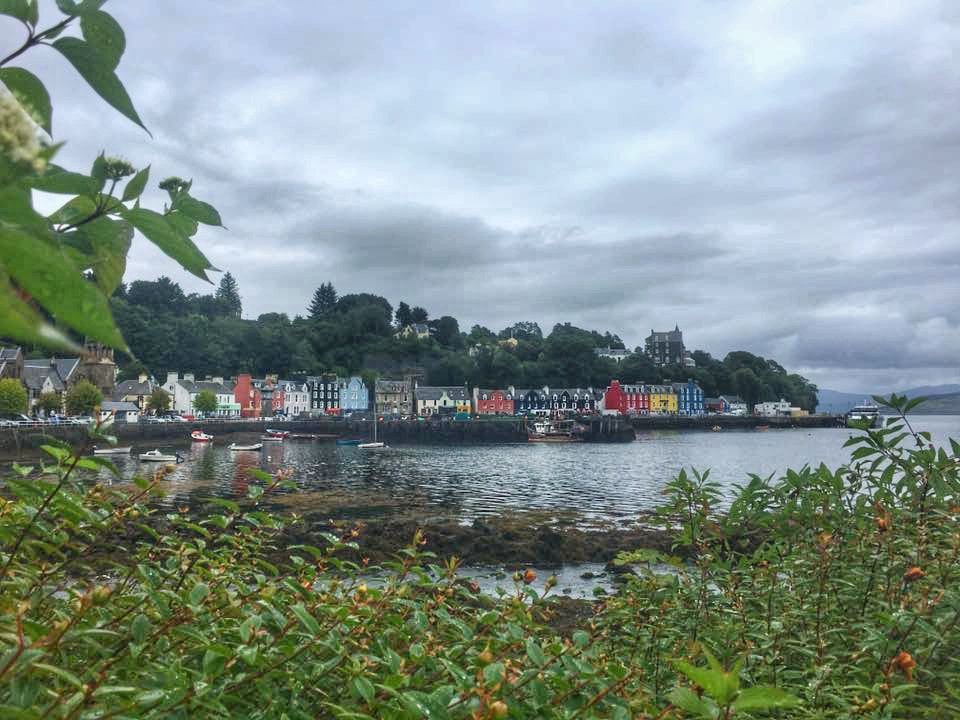 Tobermory accommodation on Mull