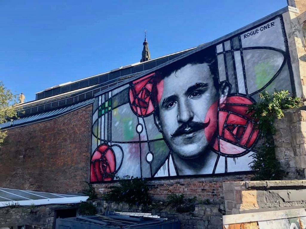 The Glasgow Mural Trail