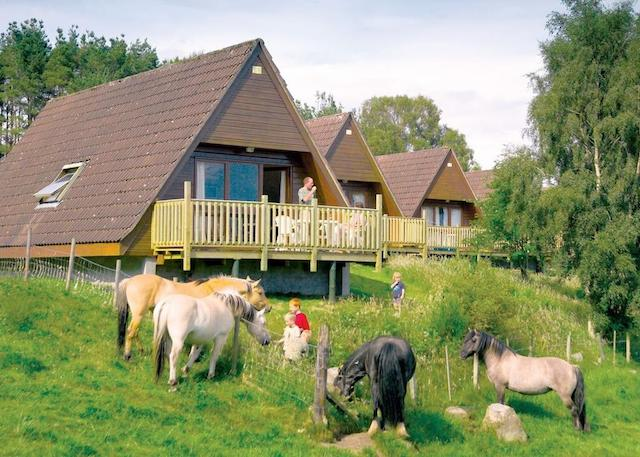 Delny Highland Lodges