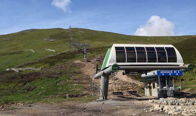 Cairnwell Chairlift