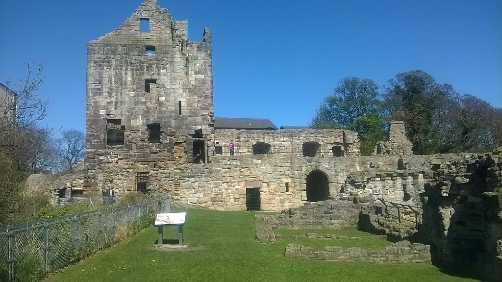 Castles in Fife, Ravenscraig