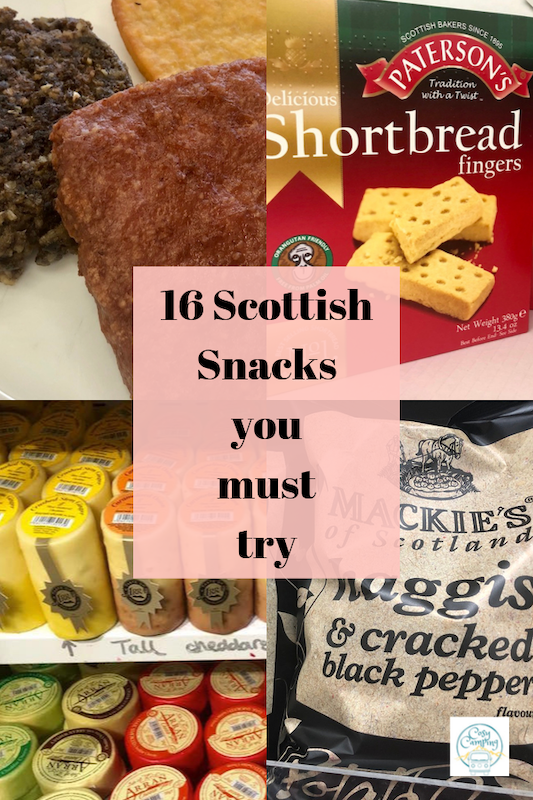 16 Scottish snacks you must try when you visit