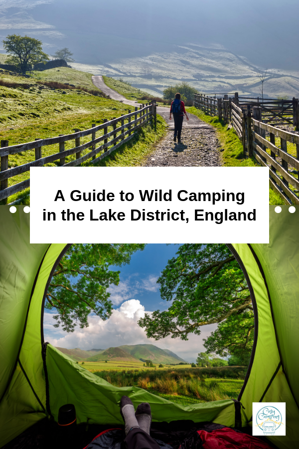 A guide to wild camping in the Lake District, England