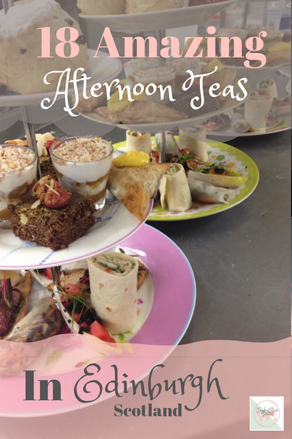 18 Amazing Afternoon Teas in Edinburgh