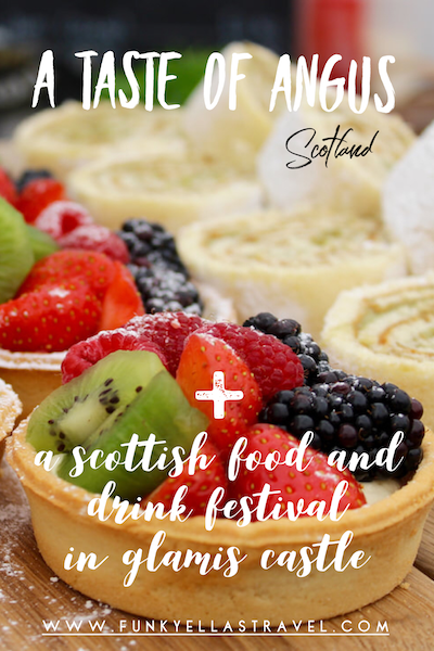 A Taste of Angus festival, a Scottish food festival