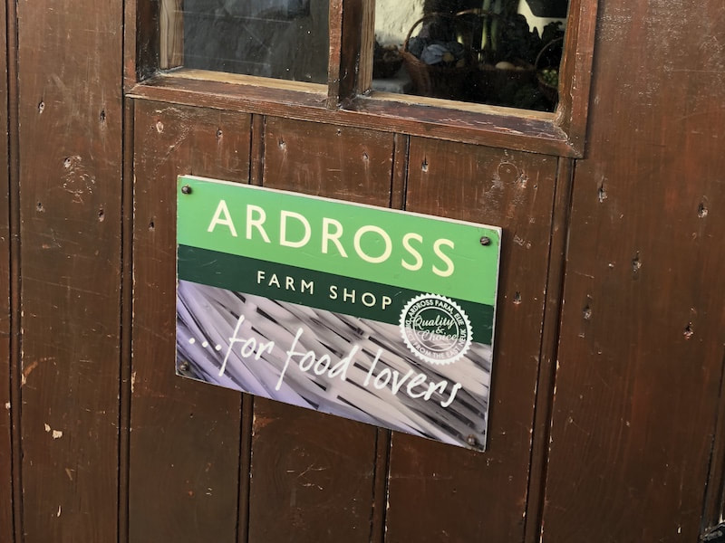 Ardross Farm Shop, Fife