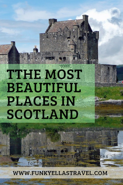 16 of the most beautiful places in Scotland
