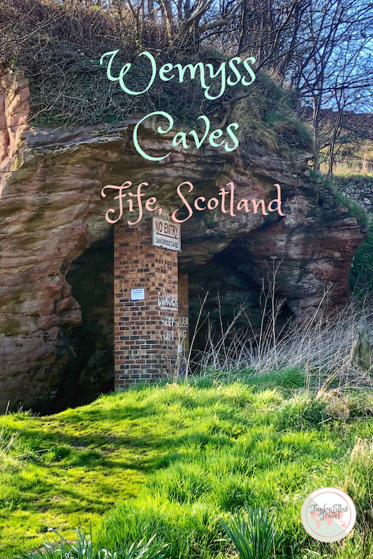 The Wemyss Caves in Fife are filled with Viking and Pictish drawings