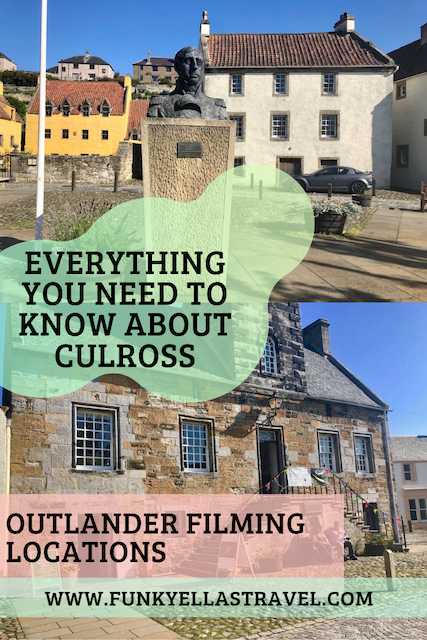 Everything you need to know about the village of Culross, an Outlander filming location, in Fife, Scotland