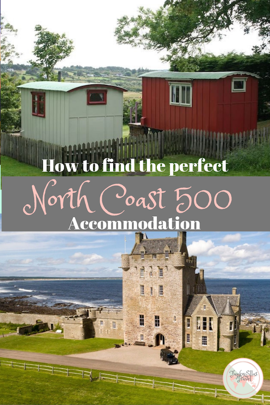 How to find the ideal North Coast Accommodation in Scotland
