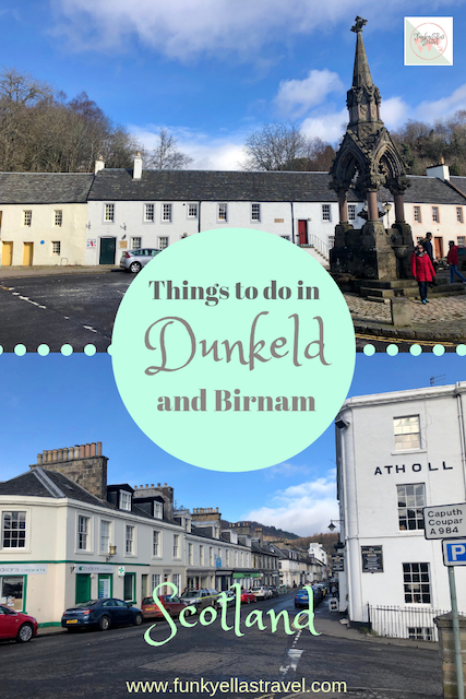 Find out the best things to do in Dunkeld and Birnum in Perthshire, Scotland