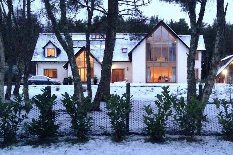Birchwood House B+B, Inverness, NC500 accommodation