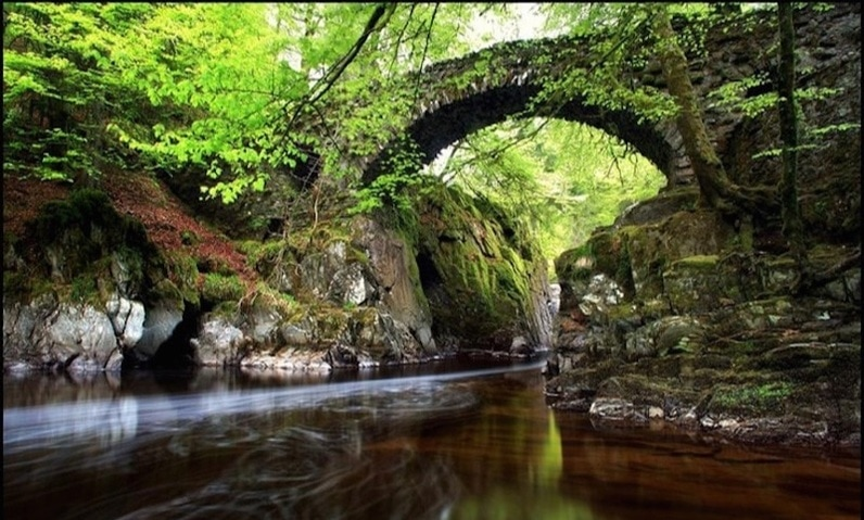 The Hermitage in Perthshire