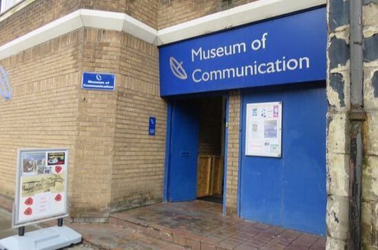 Museum of Communication in Burntisland