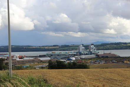 Rosyth Naval Base