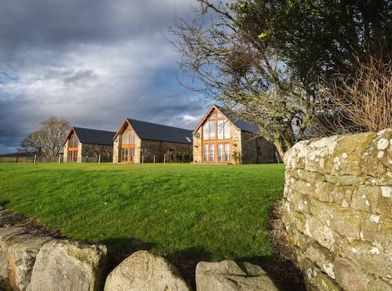 The Steading, NC500 accommodation