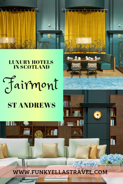 Luxury Hotels in Scotland, Fairmont St Andrews