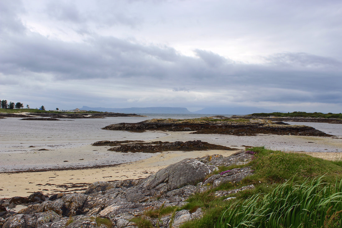 Beaches of Arisaig, Scotland