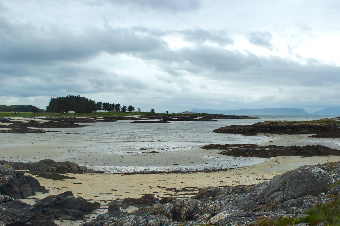 Beautiful beaches in Scotland, Arisaig