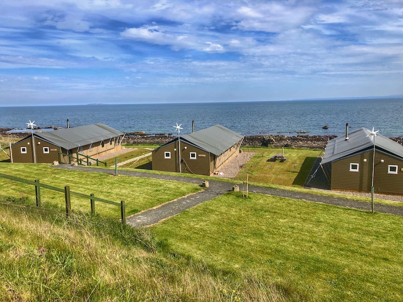 Catchpenny Safari Lodges, Elie