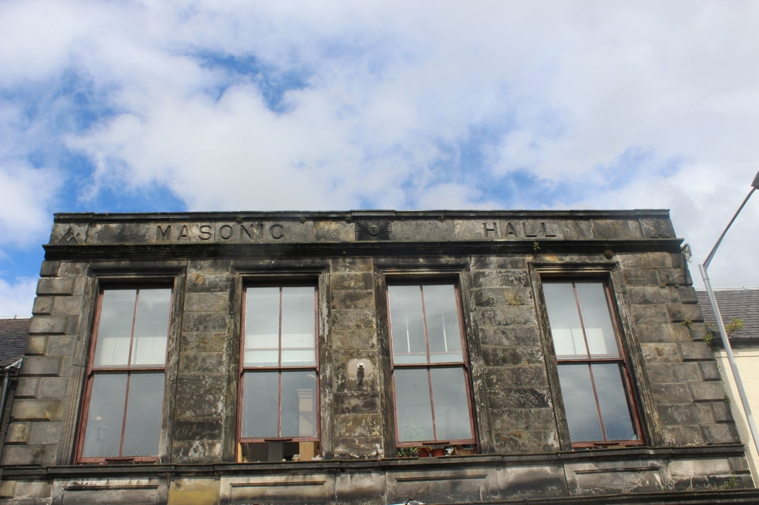 Masonic Hall in Kincardine