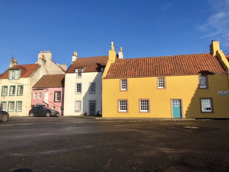 St Monans in the East Neuk of Fife