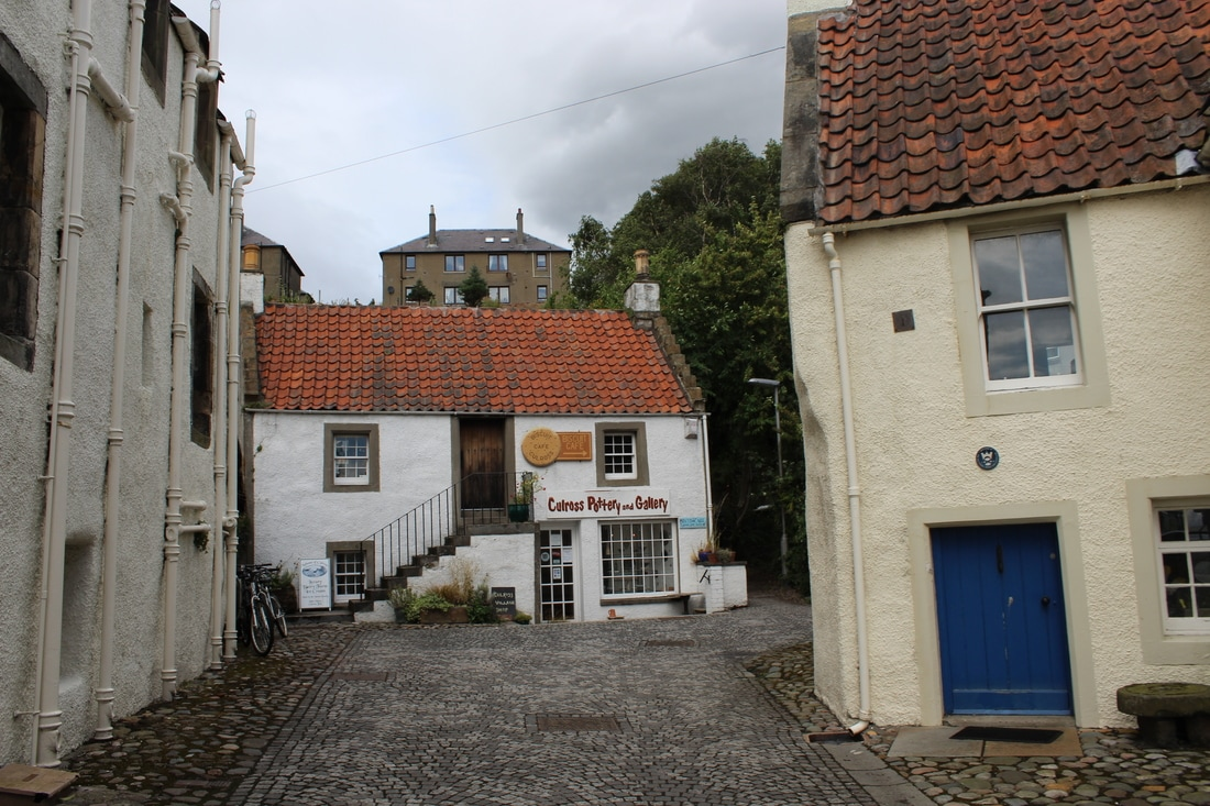 Culross Pottery and Gallery