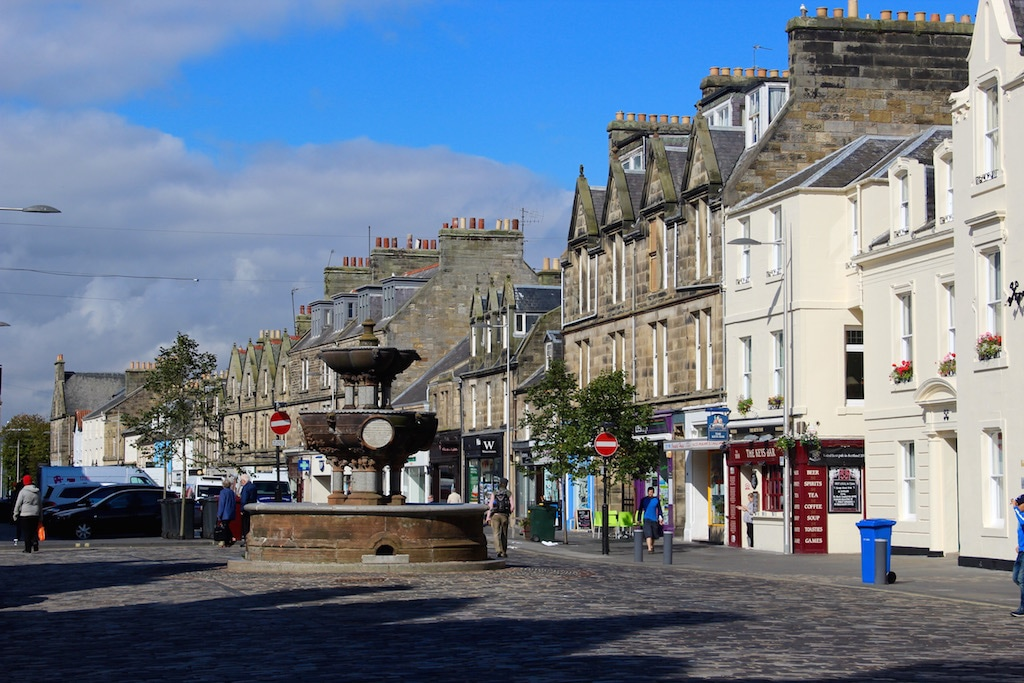 Shops in St Andrews
