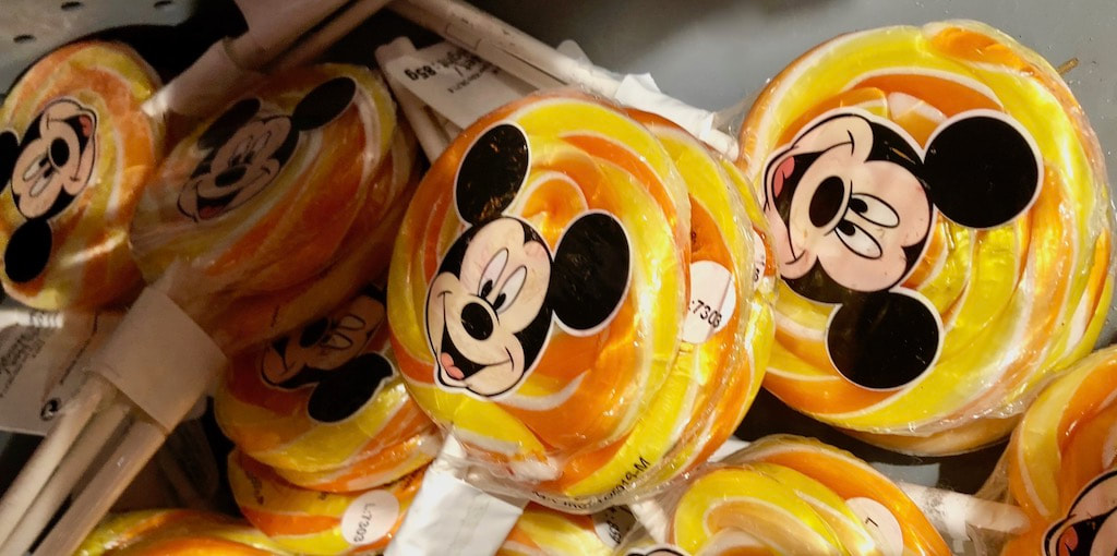 Snacks at Disneyland Paris