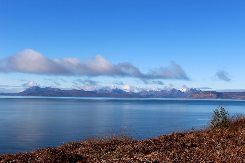 Unwind in Applecross