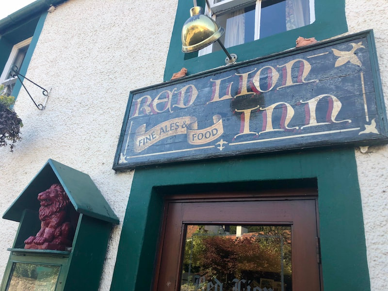 The Red Lion in Fife