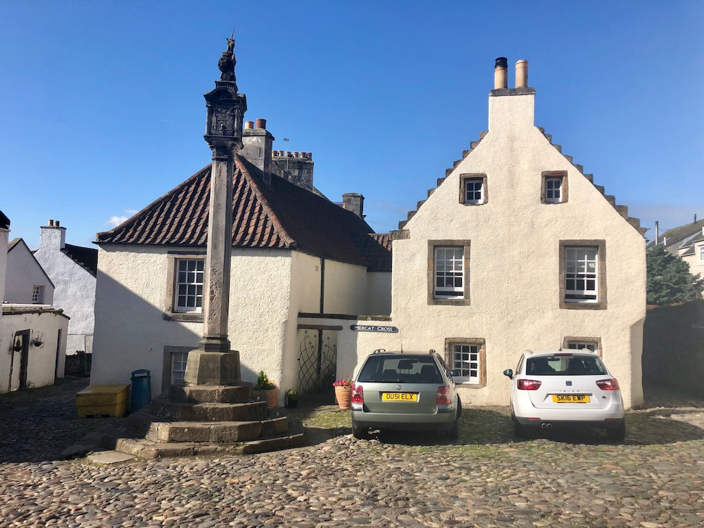 Market cross in Culross