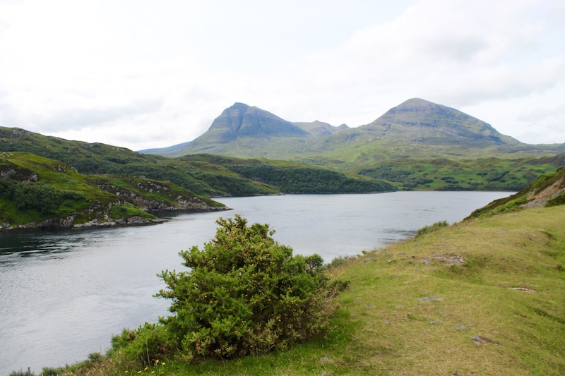 The Assynt on the NC500