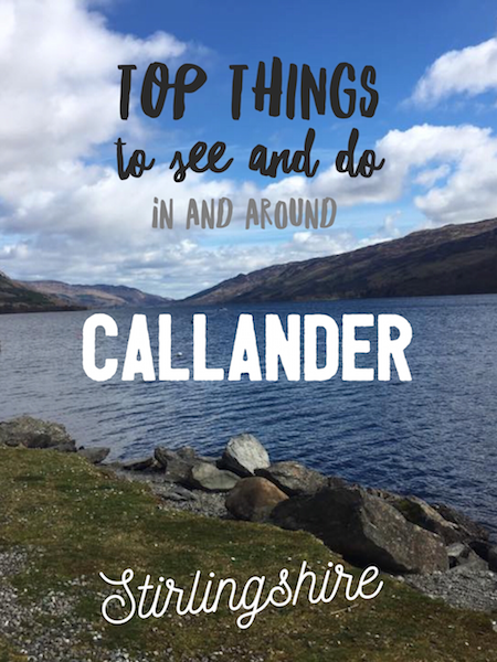 Things to do in Callander pin