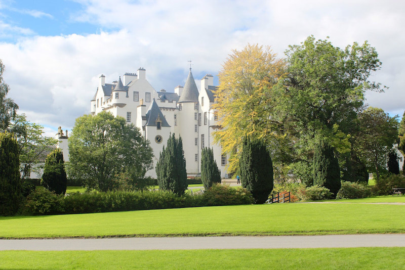 Things to do in Aviemore? Visit Blair Castle
