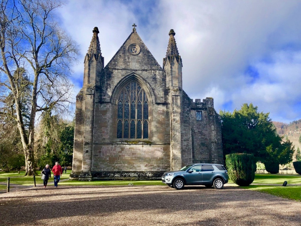 Dunkeld things to do - Dunkeld Cathedral
