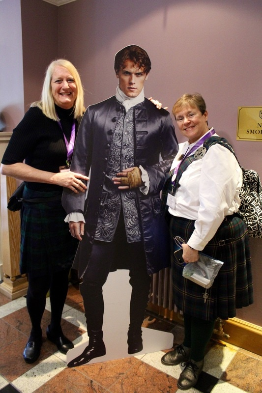 Outlander blog from Gathering in Aviemore